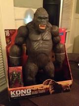 "Skull Island KING KONG 18"" MEGA Poseable Figure Walmart Exclusive Lanard... - $46.39"
