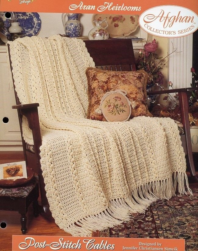 Wheels of Fortune Table Mat Cavendish Crochet PATTERN//Instructions NEW