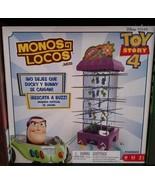 Disney Pixar~Toy Story 4~MONOS LOCOS/CRAZY MONKEYS Game~NEW - $43.55