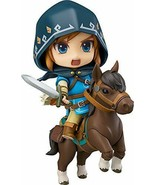 Nendoroid The Legend of Zelda: Link Breath Of The Wild Ver. DX Edition - $137.05