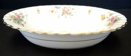 "Vintage Minton Marlow 10"" Oval Vegetable Bowl - $33.24"