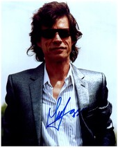 MICK JAGGER SIGNED AUTOGRAPHED 8X10 PHOTO w/ Certificate of Authenticity 068 - $105.00