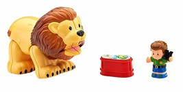 Fisher-Price Little People Giant Lion - $19.34