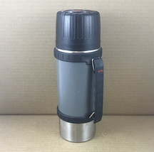 Thermos Brand Vacuum Insulated Stainless Steel  Beverage Bottle 1 Liter ... - $10.97