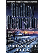 Parallel Lies By Ridley Pearson - $4.95