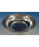 Halifax by Wallace Sterling Silver Fruit Bowl Gadroon Style #H102 (#2738) - $350.10