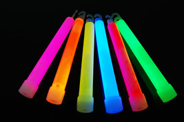 6pck 6 inch 15mm assorted glow sticks2 thumb200