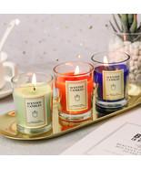 2 pcs Random shipments Soy Wax Candles Christmas decor Holiday decor gif... - £11.25 GBP