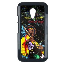 Jimi Hendrix Motorola Moto X case Customized Premium plastic phone case,... - $10.88