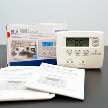 """Emerson 1F80-0261 Blue 2"""" Single Stage 5/1/1 Day Programmable Thermostat - $38.51"""
