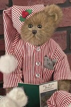 "Bearington Bears ""Christopher Christmastales"" 14"" Bear- Sku #1765- New- 2006 - $39.99"