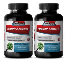 Bowel movement support - PROBIOTIC ADVANCED BLENDED COMPLEX FOR DIGESTIV... - $21.95