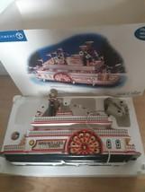 Dept 56 High Rollers Riverboat Casino Snow Village 56.55330 Lights Up Vi... - $39.55