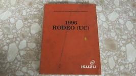 1996 Isuzu Rodeo (UC) Electrical Troubleshooting Manual Book Used OEM - $16.14