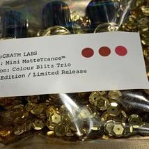 Pat McGrath Labs Mini MatteTrance Trio Colour Blitz Elson Obsessed Panic image 2