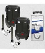 2 For 2018 2019 GMC Terrain Keyless Entry Smart Prox Remote Car Key Fob ... - $58.38