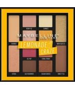 "NEW & SEALED  Maybelline ""Lemonade Craze"" Eye Shadow Palette #100    - $7.50"