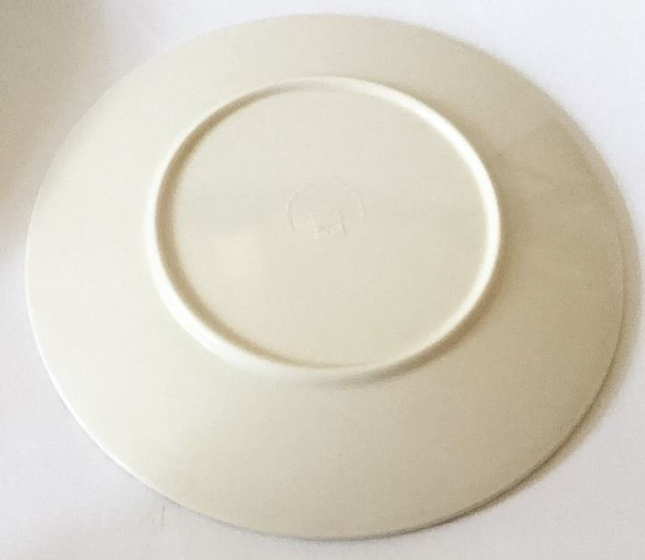 ... Precidio Melamine Picnic Plastic Plates Beige Brown Floral Earth Tones Round ... & Precidio Melamine Picnic Plastic Plates and 50 similar items