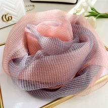 Long Soft Silk Mesh Scarves Shawls Pashmina - $27.00
