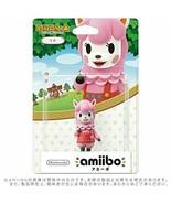 amiibo Lisa Animal Crossing NINTENDO Wii u Japan Import Figure - $22.43