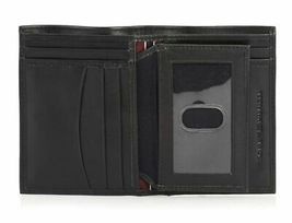 New Tommy Hilfiger Men's Credit Card ID Organizer Big Leather Wallet 31TL19X021 image 3