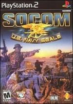 SOCOM U.S. Navy Seals (No Headset) - PlayStation 2 [PlayStation2] - $4.50