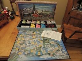 Vintage North to Alaska Deluxe Edition 1984 Board Game Complete Rare HTF - $18.00