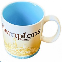 Rare 2010 Starbucks Coffee Mug Global City Hamptons Collector Series 16 ... - $36.62