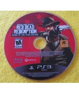 Red Dead Redemption -- Game of the Year Edition (Sony PlayStation 3, 2011) - $10.85