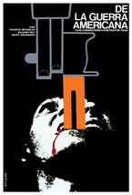 1096.Cuban movie POSTER.Powerful Graphic Design..American Civil Right.Ro... - $10.45+