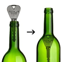 2 Pcs New Magic Trick Toy Folding Key Thru Bottle  Ring Penetration Magi... - $3.46
