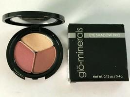 Glominerals Pressed Eyeshadow Trio Champagne Rose - $7.50