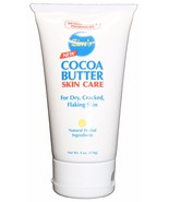 ZIM'S 4 oz Tube COCOA BUTTER Natural Herbal SKIN CARE For Dry Cracked Sk... - $3.27