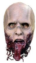 Zombie Mask Walking Dead Jawless Walker Monster Adult Latex Halloween MA... - $39.99