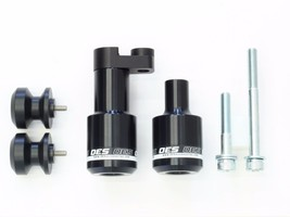 OES Frame Sliders and Swingarm Spools 2006 2007 Yamaha R6 YZFR6 No Cut - $69.99