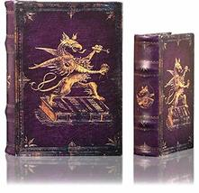 Royal Griffon Decorative Storage Book Boxes (Set (Includes Large and Small)) - $48.99