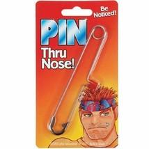 Pin Thru Nose - $4.99