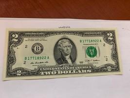 United States Jefferson $2 uncirc. banknote 2009 #2 - $7.95