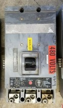Westinghouse HMCA3800F Circuit Breaker 600A 600V 3 Pole - $280.50