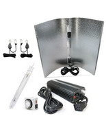 1000W Double End Hydroponic Indoor Growth Kit Ballast Adjust Wing Reflec... - $159.99