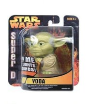 Star Wars Super Deformed Yoda Ep3 Revenge of the Sith - $11.77