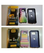 Quantity 2-Authentic Otterbox Commuter Case Covers For Samsung GALAXY NO... - $14.85