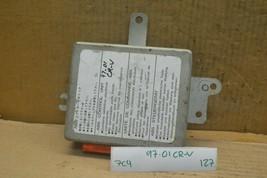 1997-2001 Honda CR-V ABS Braking System 39790S10A010M1 Module 127-7c4 - $18.99