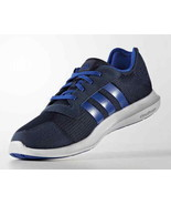 Adidas Mens Training Running Element Low Top Blue Sports Athletic Shoes ... - $51.93