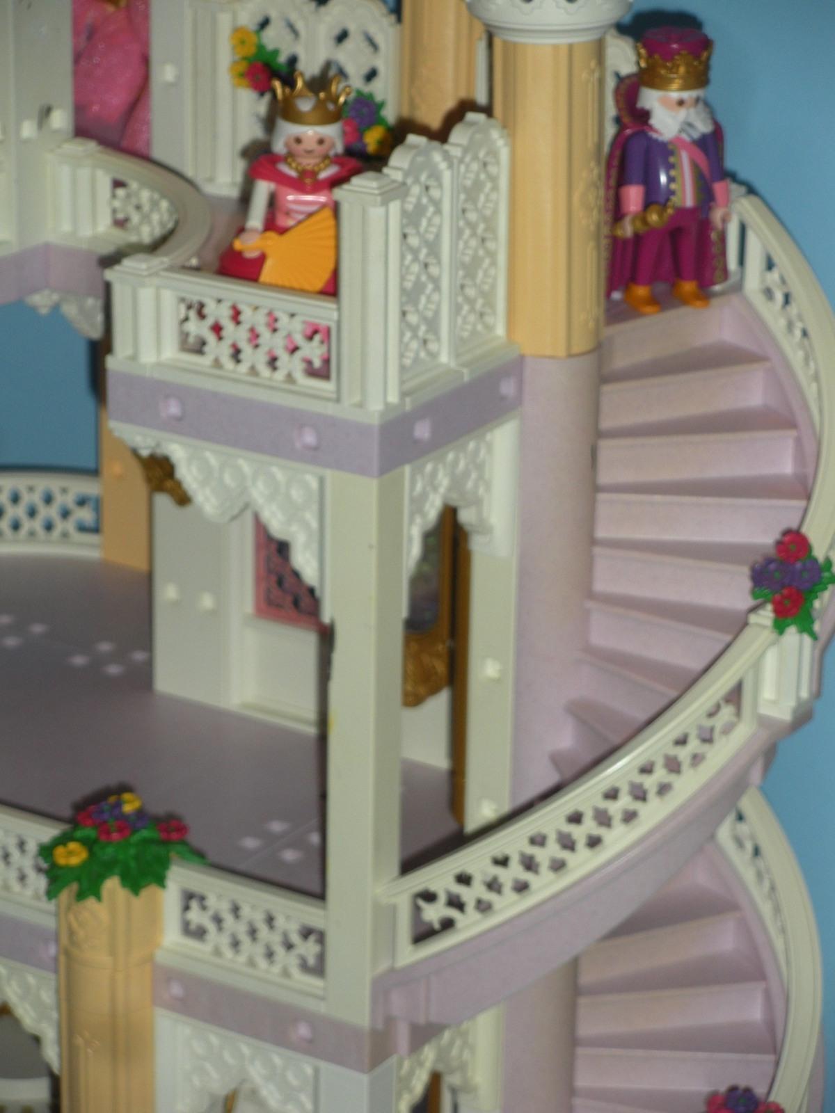 Vintage Playmobil #3019 Fairy Tale Castle 100% Complete/EXC-EXC+ (C) (ret.)