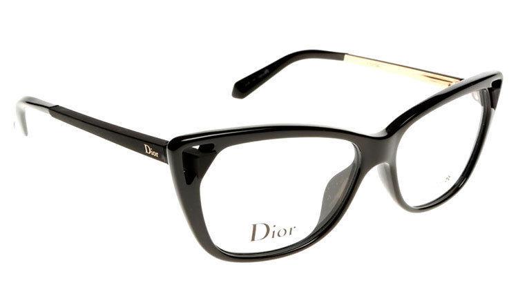 7c9d5cfde85 Dior Eyeglasses 3286 Black Matte Black GVB and 24 similar items