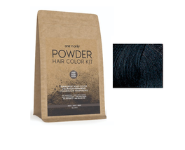 One 'N Only Powder Permanent Hair Color Kit, Black
