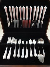 Lady Diana by Towle Sterling Silver Flatware Set For 12 Service 62 Pieces Dinner - $3,750.00