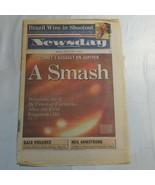 Newsday July 18 1994 Comet Jupiter Smash Brazil Wins World Cup Neil Arms... - $39.99