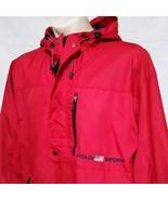 VTG Ralph Lauren Polo Sport Pullover Sailing Jacket 90s Sportsman Coat B... - $88.27